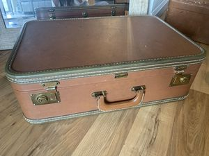 Vintage Oshkosh Leather Luggage for Sale in Portland, OR
