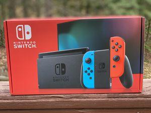 Nintendo Switch V2 Brand New for Sale in Alexandria, VA
