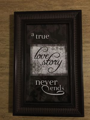 Love Frame for Sale in Brookfield, IL