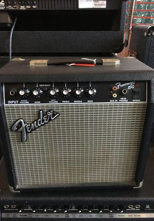 Fender guitar frontman 15G amp amplifier bass pro audio BCP007032 for Sale in Fountain Valley, CA