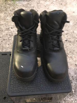 Redwing steel toe work boots for Sale in Brandon, FL