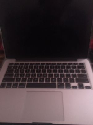 Mac book throw a price for Sale in Kentwood, MI