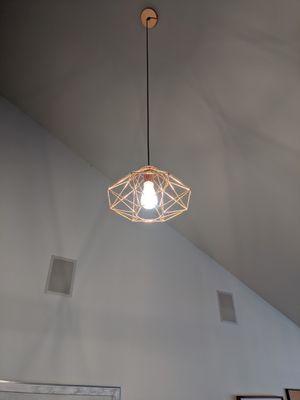 Geometric Hanging Chandelier for Sale in Englewood, NJ