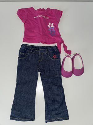 American girl doll outfit clothes for Sale in Miami, FL