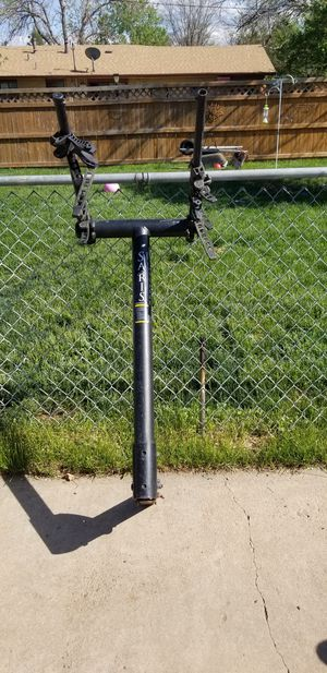 Saris 2 bike foldable bike rack. $80 for Sale in Denver, CO