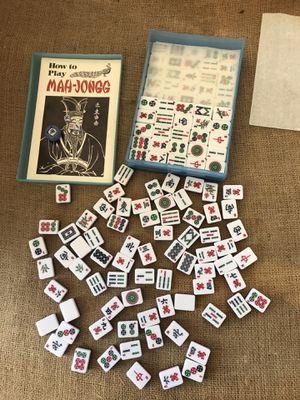 Mahjong game set for Sale in Santa Maria, CA