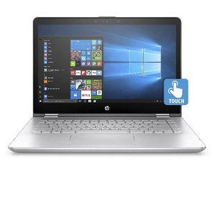 HP Pavilion X360 Silver for Sale in Jeannette, PA