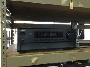 Onkyo Receiver TX-SR804 THX Certified 7.1 Channel for Sale in Chula Vista, CA