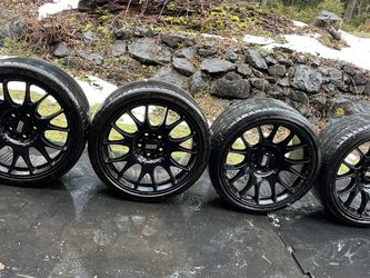 BBS CH-R Performance Line Black. BMW AUDI PORCHE Rims for Sale in Lacey,  WA