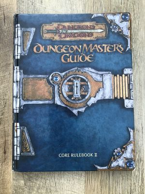 D&D Dungeon Masters Guide for Sale in Las Vegas, NV