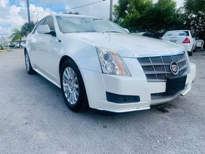 2011 CADILLAC CTS 3.0L LUXURY for Sale in Davie, FL