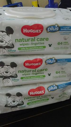 Huggies wipes for Sale in Richmond, CA