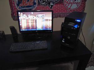 HP Desktop Windows 7 Premium Desktop Computer for Sale in Phoenix, AZ