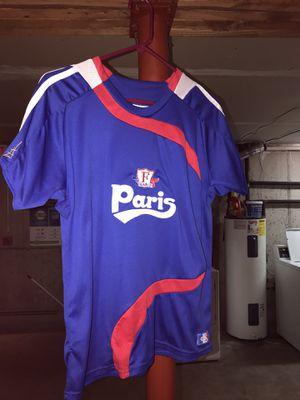 Paris shirt size Small for Sale in Menomonie, WI