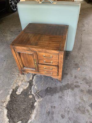 Antique center table heavy wood for Sale in La Cañada Flintridge, CA