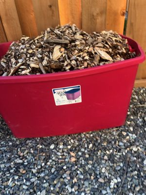 Free wood chips for Sale in Buckley, WA