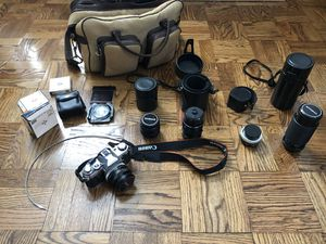 Canon ae-1 Camera Set for Sale in The Bronx, NY