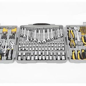 """CARTMAN"" High Quality 205 Pc Ratchet Wrench And Socket Kit Set for Sale in Monterey, MA"