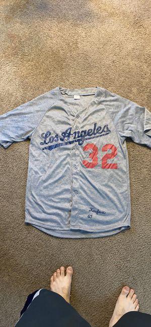 Dodgers Baseball Tee for Sale in Fontana, CA