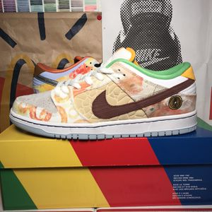 Nike SB Dunk Low Street Hawker Size 10 for Sale in Lathrop, CA