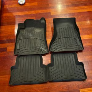 Weathertech Floorliners Floormats Audi A4 / S4 Sedan 2009 - 2016 (B8) for Sale in Downers Grove, IL