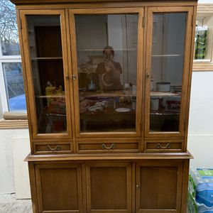 Display Cabinet, China Cabinet for Sale in Houston, TX