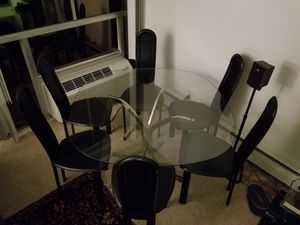 Kitchen table for 6 adults for Sale in West Los Angeles, CA
