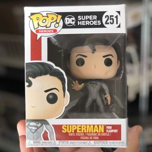 Funko Pop - SUPERMAN FLASHPOINT #251 for Sale in Rowland Heights, CA