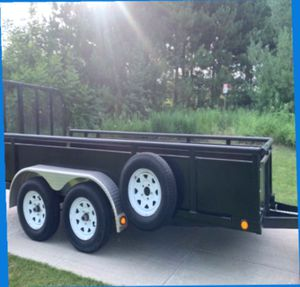 $1000.00 __PJ Utility Trailer it's a very luxury. for Sale in Albuquerque, NM