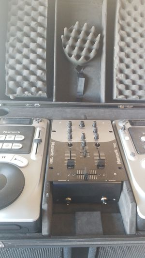 Dj equipment mixer newmark brand. for Sale in Austin, TX