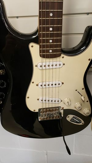 Squier six string for Sale in Houston, TX