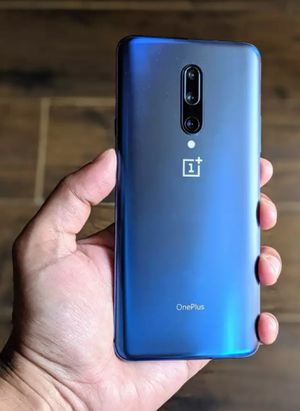 Oneplus 7 Pro Unlocked Nebula Blue with 12 gb and 90 ghz screen. Like New for Sale in Signal Hill, CA