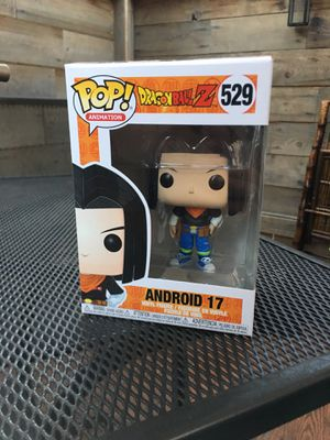 Android 17 Dragon Ball Z Funko Pop for sale for Sale in Tustin, CA