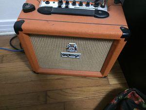 Orange Amplifiers Crush 15R for Sale in Lakeland, FL