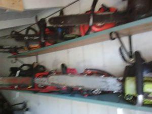 Chainsaws for Sale in Everett, WA