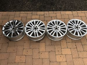 Chrome wheels for Sale in Franklin Township, NJ