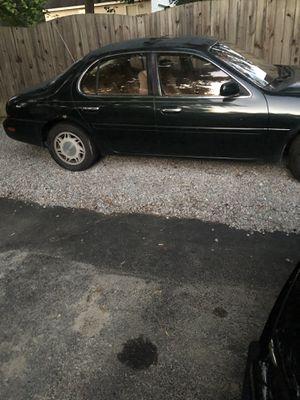 93 Infiniti j30 for Sale in S CHESTERFLD, VA