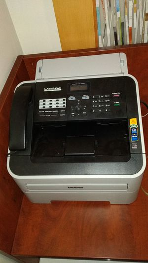 Brother IntelliFAX 2840 - barely used for Sale in Seattle, WA