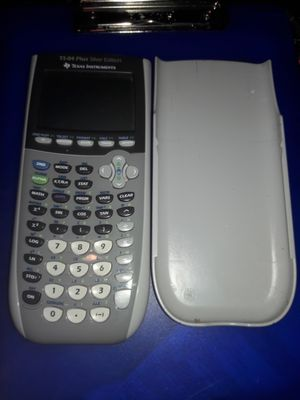 Texas Instruments TI-84 Plus Silver edition for Sale in Los Angeles, CA