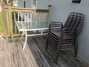 Patio furniture for Sale in Porter, TX