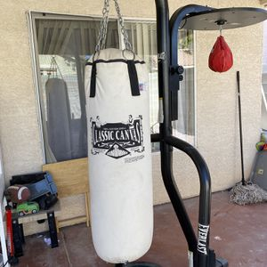 Classic Boxing Bag & Speed Bag for Sale in Las Vegas, NV