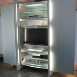 Brinkmann Atrium Media Cabinet for Sale in Beverly Hills,  CA