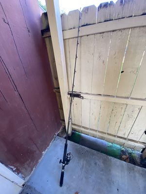 Fishing Rod Penn 6000 $100 for Sale in Hialeah, FL