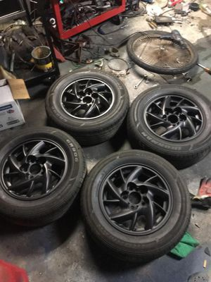 Set of Tires for Sale in Carolina Beach, NC
