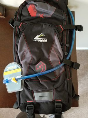 Never used Camelbak hydration backpack outdoor hiking camping REI for Sale in Des Plaines, IL