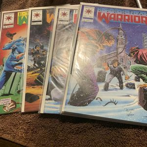 Eternal Warrior Comics for Sale in Torrance, CA