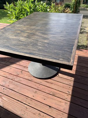 Restaurant Table Tops and Stand for Sale in Shoreline, WA