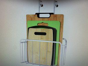 Adjustable over cabinet door organizer for Sale in San Diego, CA