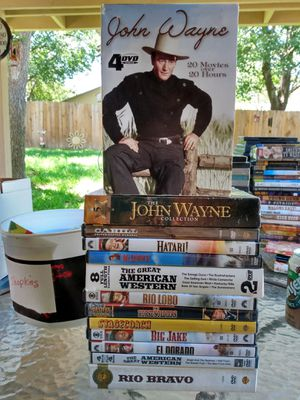 The Duke's collection aka John Wayne for Sale in Austin, TX