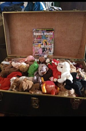 100 different Beanie Babies collectibles for Sale in Stone Mountain, GA